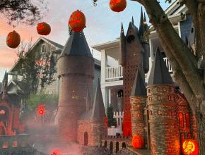 Visit Hogwarts Castle In Texas At This Fantastic Pop-Up