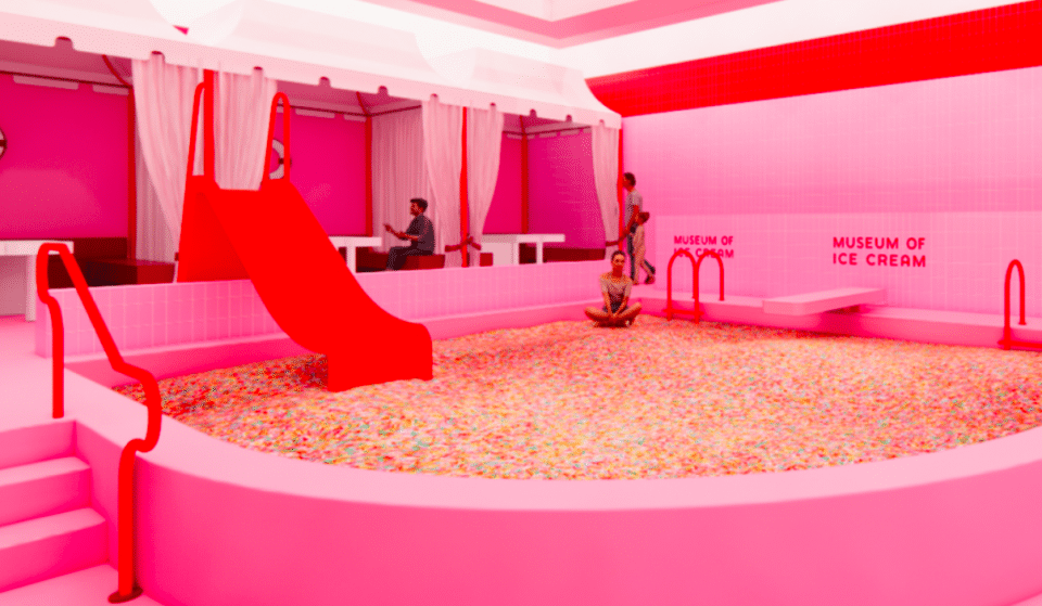The Museum Of Ice Cream Has Opened A Sweet Wonderland Here In Texas