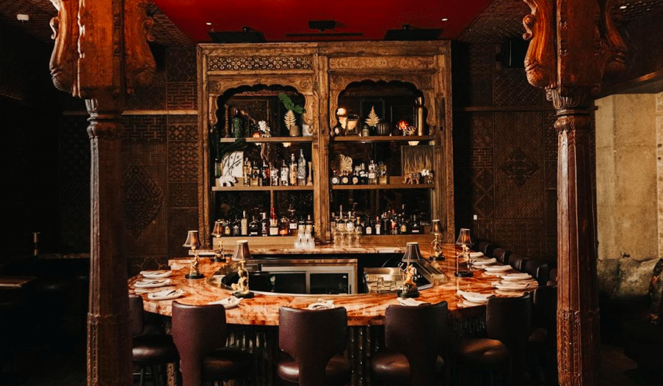 Gorgeous New Pan Asian-Inspired Restaurant Opens In Dallas