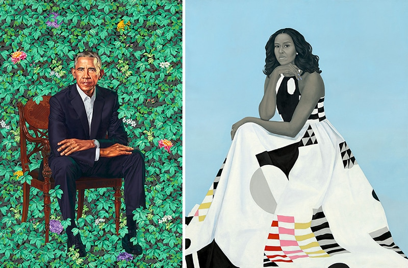The Obama Portraits Are Going On A Tour Across America