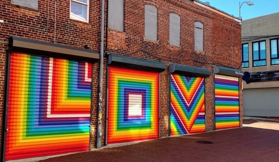 10 Beautiful DC Murals You Can't Miss Out On
