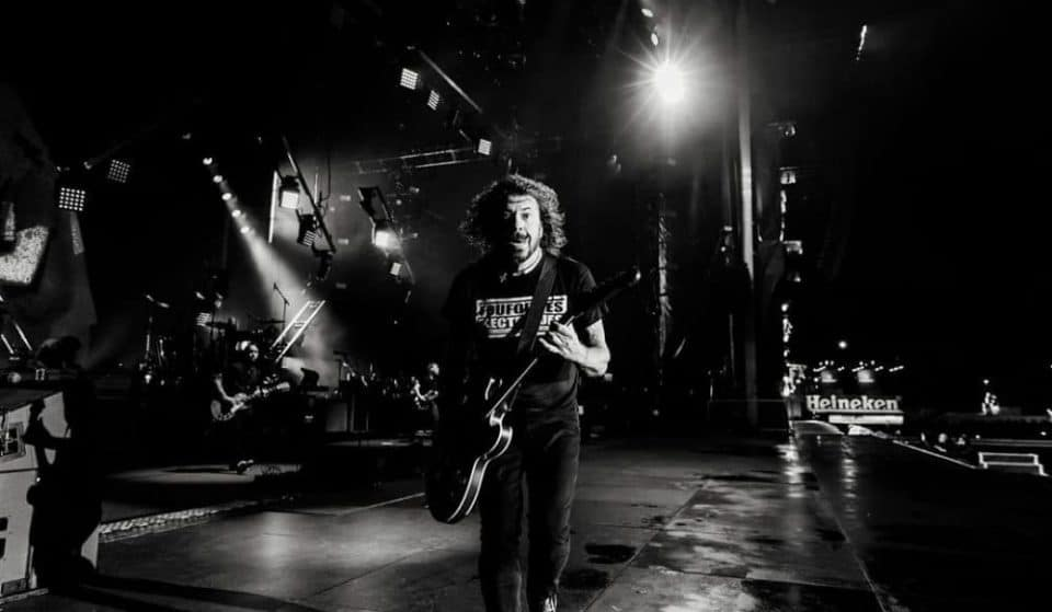 The Foo Fighters Are Bringing Their Jam To DC