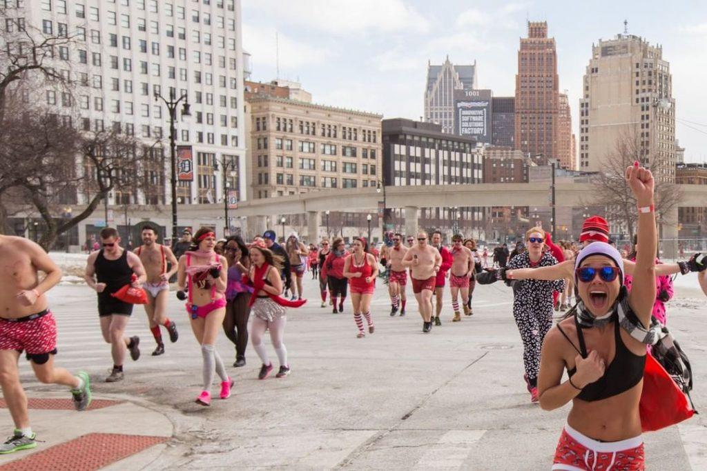 Cupid's Undie Run Round Up 2020