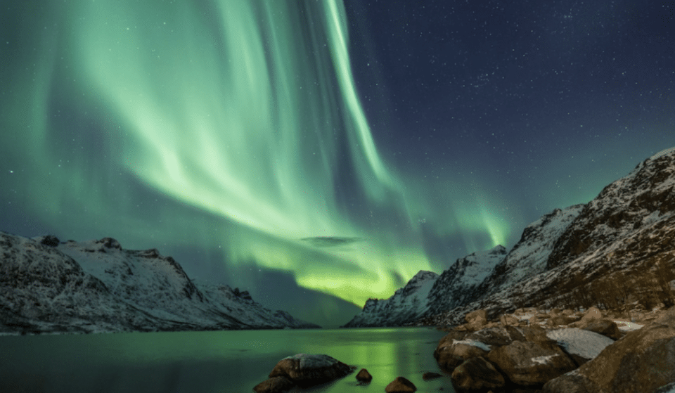 You Can Stream The Northern Lights Live From Your Home Every Single Night
