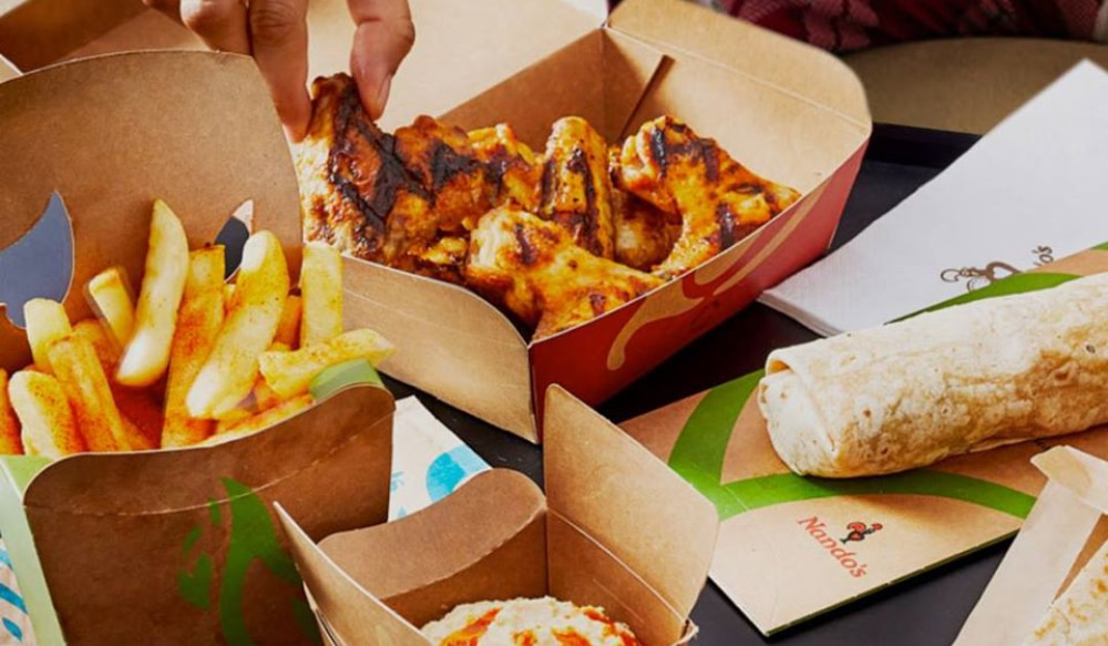 Nando's Delivers Catering To Hospitals And Gives Free Takeout To Healthcare Workers