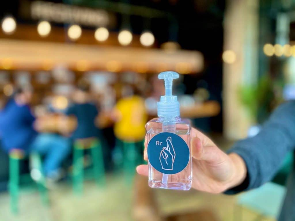 This DC Distillery Is Giving A Free Bottle Of Hand Cleaner With Every Alcohol Order