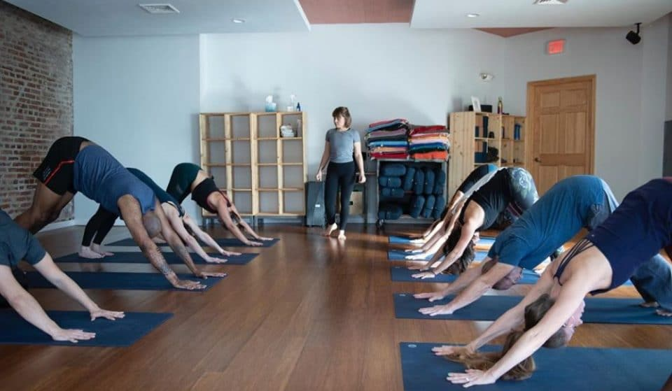 This Yoga Studio Is Offering Free Online Classes This Week In DC • Bluebird Sky Yoga