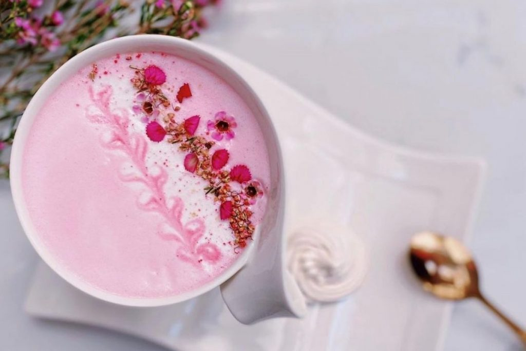 8 Sakura-Inspired Treats To Eat Your Way Through Cherry Blossom Season In DC