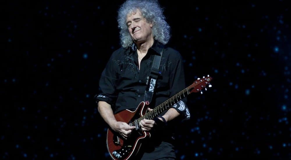 Queen Guitarist Brian May Is Teaching Fans How To Play Their Favorite Songs Online