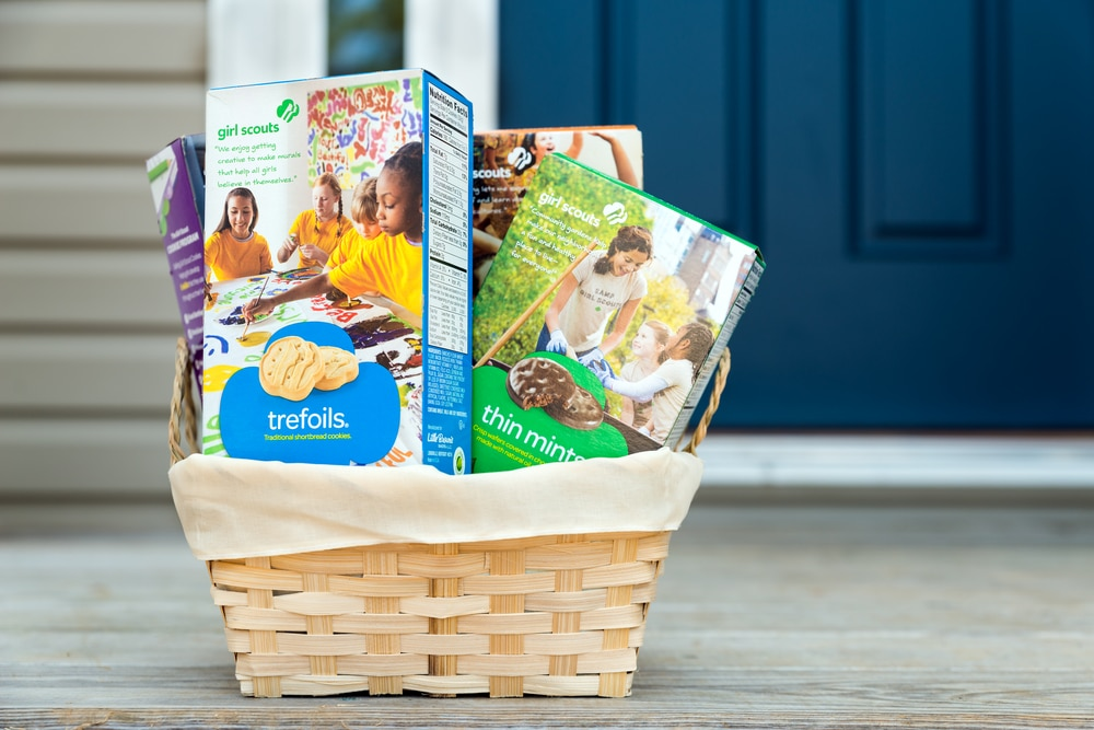 Girl Scouts Are Letting You Order Their Delicious Cookies Online
