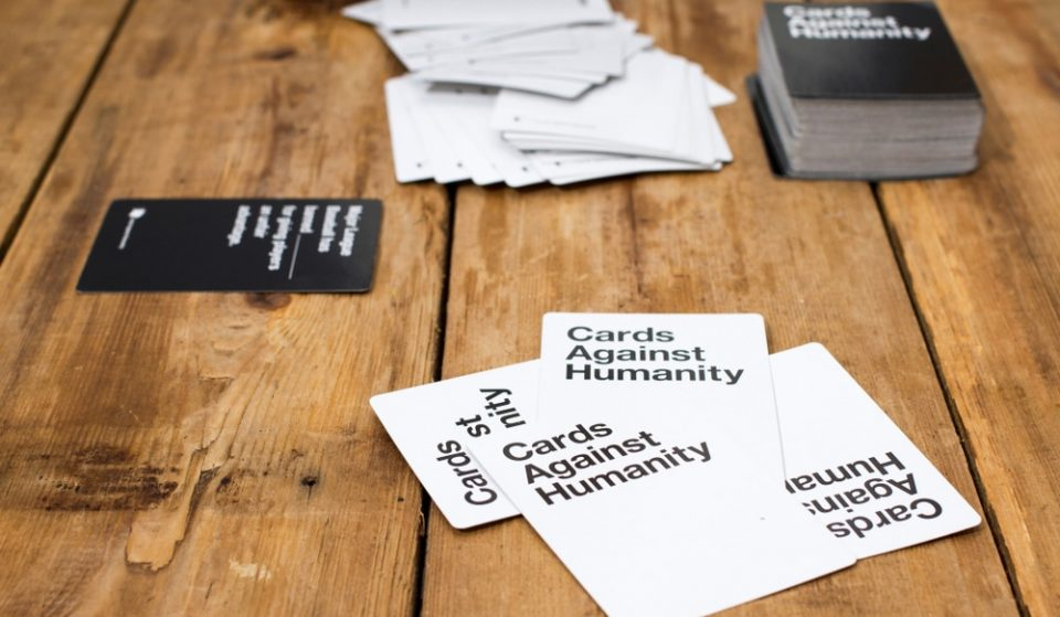 Forget About Self-Improvement, Because You Can Play Cards Against Humanity Online