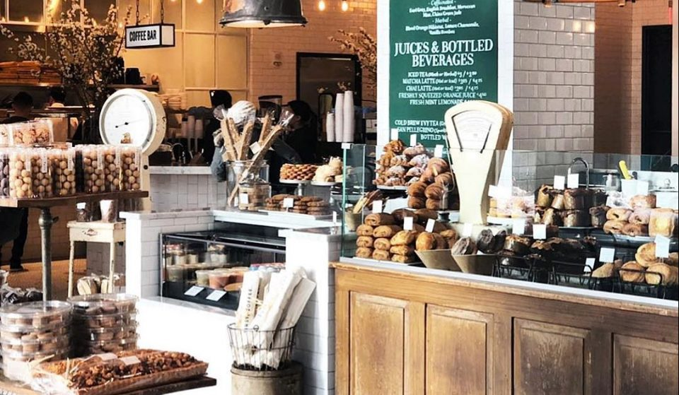 The Popular Boston-Based 'Tatte Bakery' Has Opened Its First Shop In DC