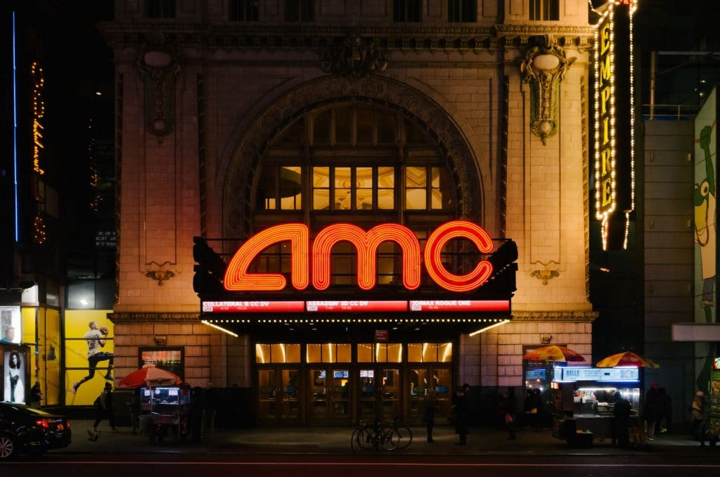 AMC Theatres Reopening