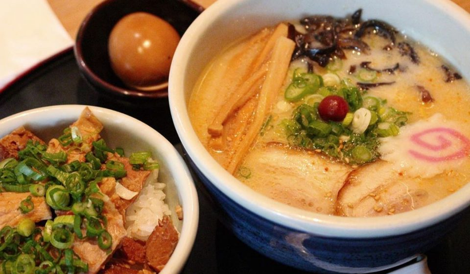 The Famous Ramen Chain 'Santouka' Is Opening Its First DC Spot Today!