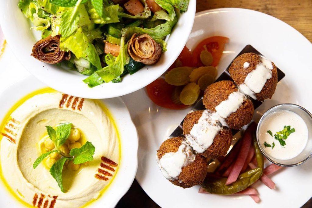 DC Restaurants Support Lebanon