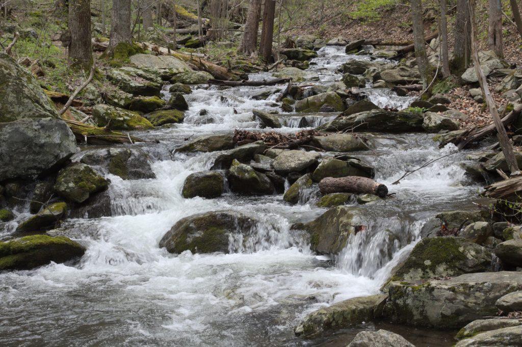 Whiteoak Canyon Trail Shenandoah