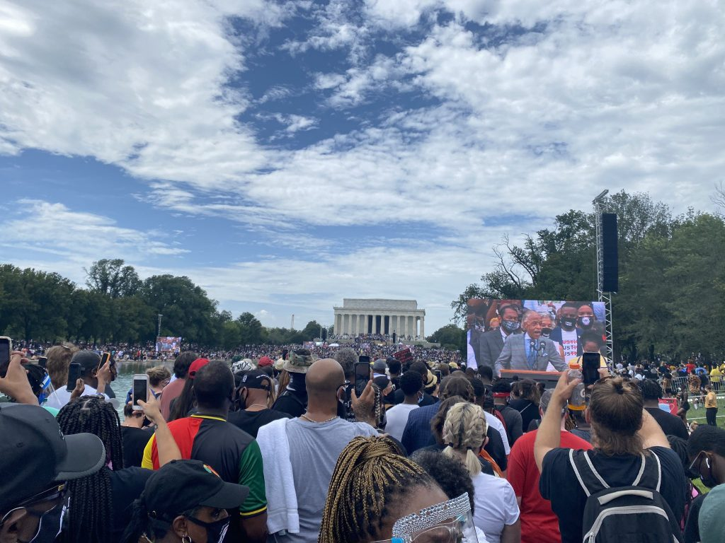 Commitment March on Washington 2020
