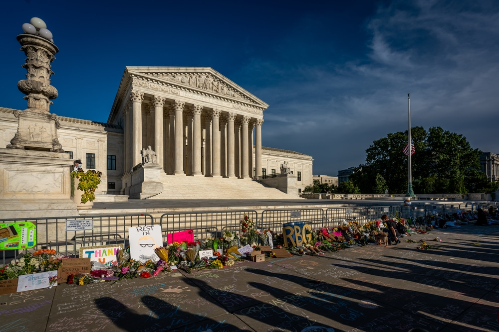 Here's What To Know About The Funeral Events For RBG Taking Place On Capitol Hill This Week