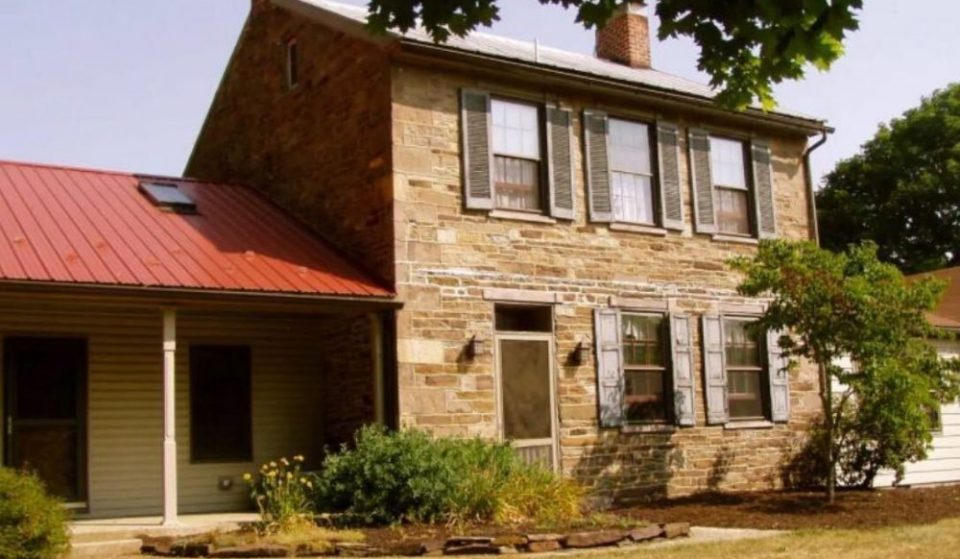 Spend The Night At This Haunted Civil War Farm House Just Outside DC
