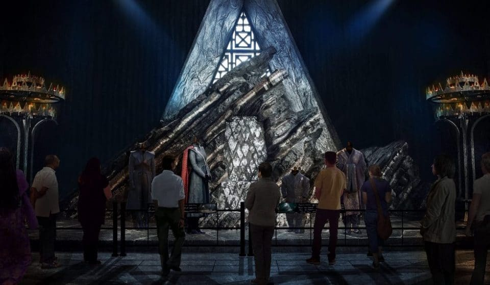 A Massive Game Of Thrones Studio Tour Will Open In Northern Ireland