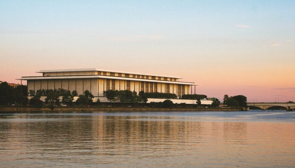 A New Outdoor Pop-Up Lounge Is Coming To Kennedy Center This Weekend