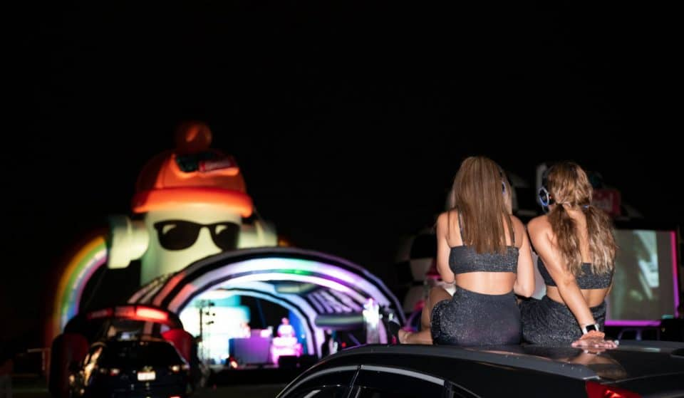 7 Awesome Drive-In Experiences To Check Out In DC This Fall