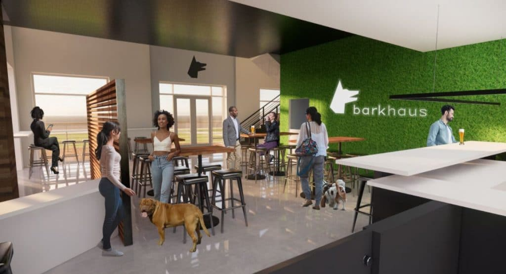Brewski's Barkhaus Opening Soon In Alexandria