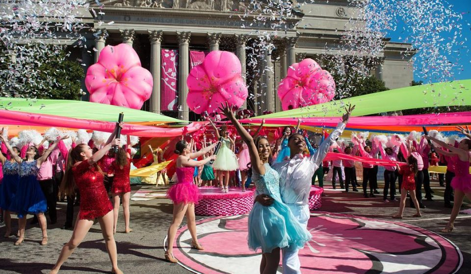Next Year's Cherry Blossom Festival Parade Is Officially Canceled