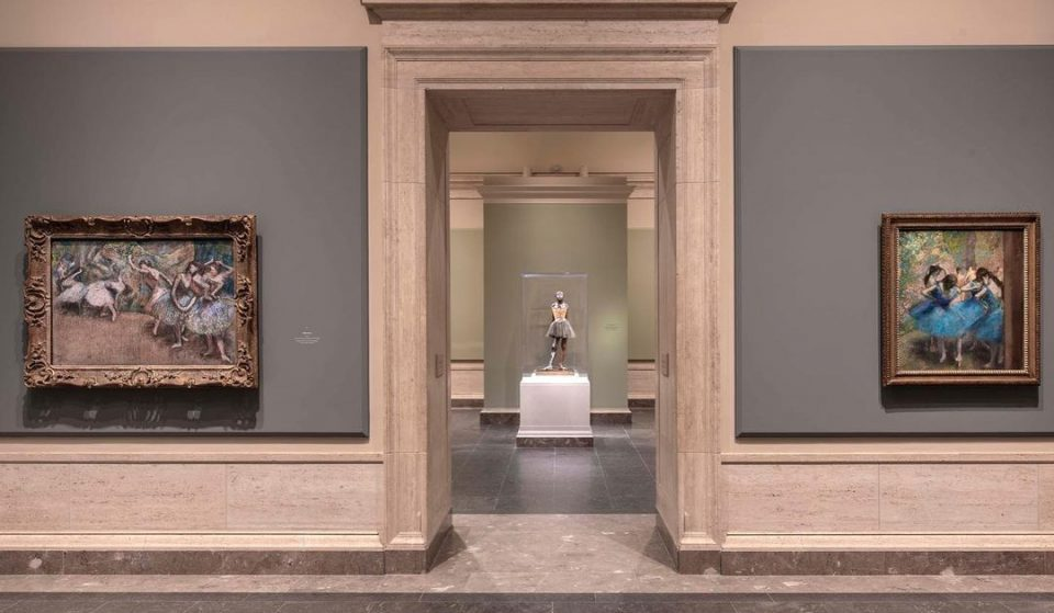 The National Gallery of Art To Close Temporarily Amid Surge Of COVID-19 Cases