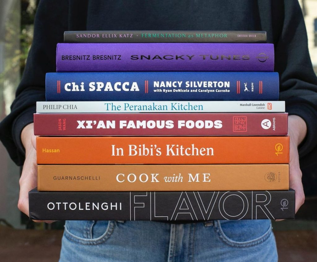 This New Bookstore In Mt. Pleasant Is Entirely Dedicated To Food