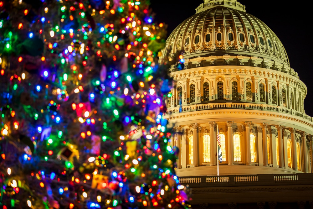 You Can Now Go On A Scavenger Hunt Across The City To Find Your Favorite Light Display