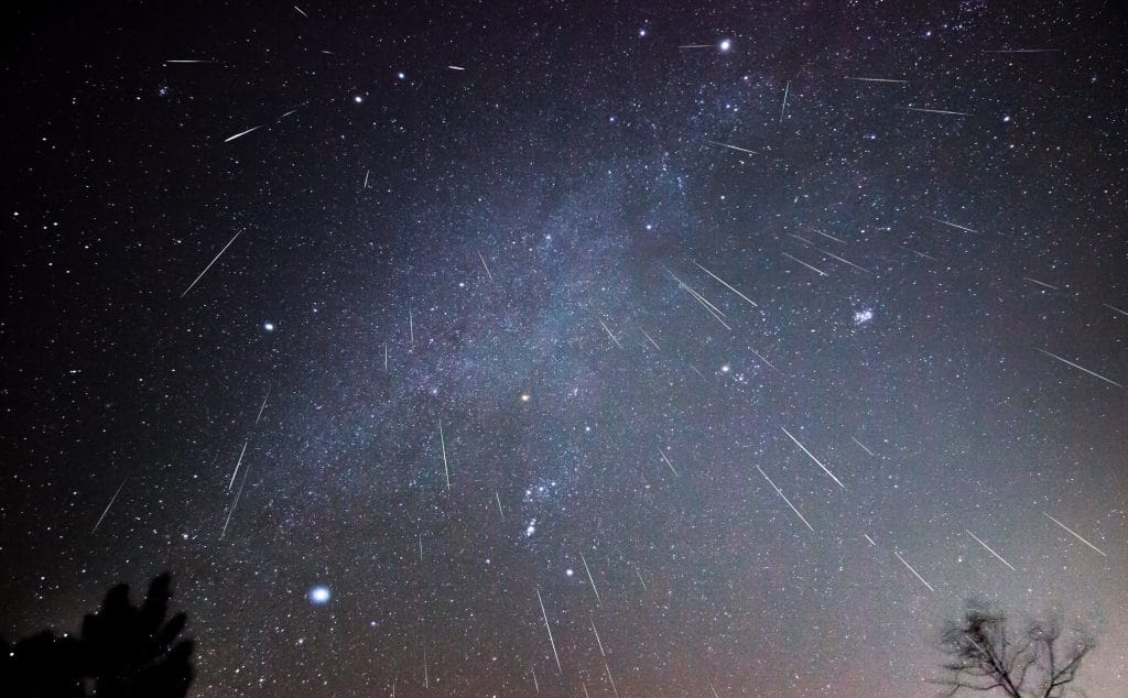 Meteor Shower Of The Year And 'Double Planet' Will Light Up December Skies