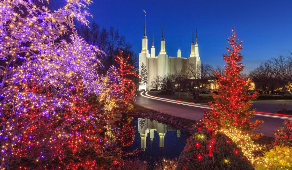 12 DC Spots In Which To Admire This Year's Dazzling Holiday Lights