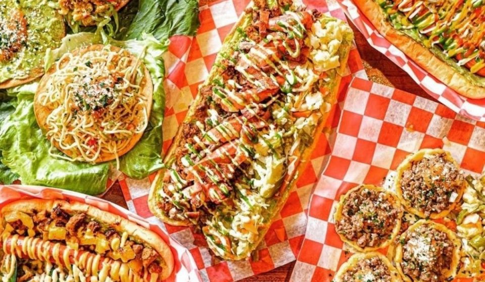 This Women-Owned Pop-Up In Shaw Sells Loaded Guatemalan Hotdogs