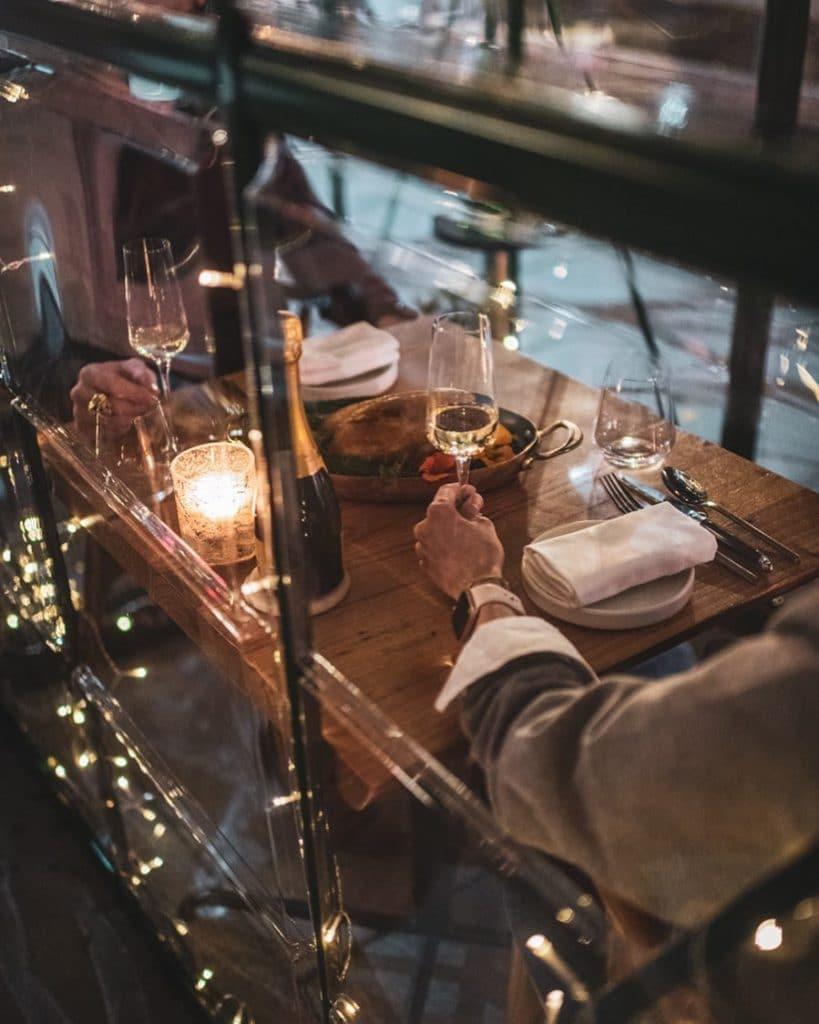 15 Of DC's Most Romantic Restaurants