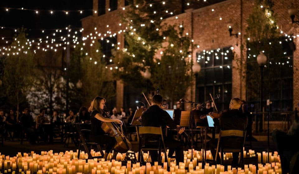 Experience Magical Candlelight Concerts In Stunning Open-Air DC Spaces This Spring
