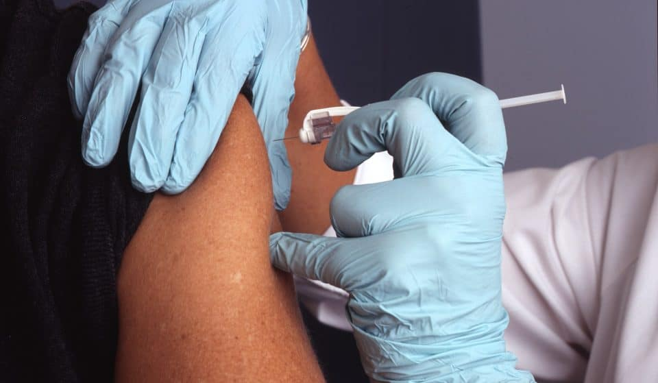 All DC Residents 16 & Older Will Be Elligible For Vaccination Starting Today