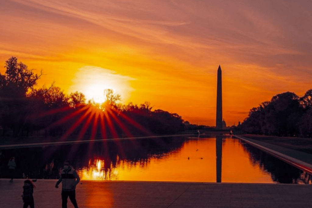 6 Breathtaking Places To Watch The Sunset In DC