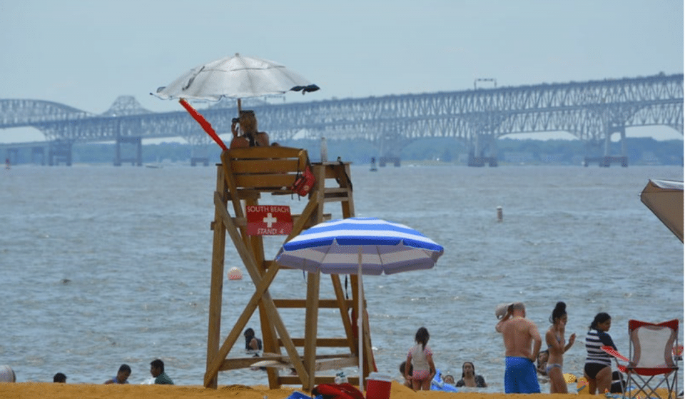 5 Swimming Spots Outside Of DC That Aren't Public Pools