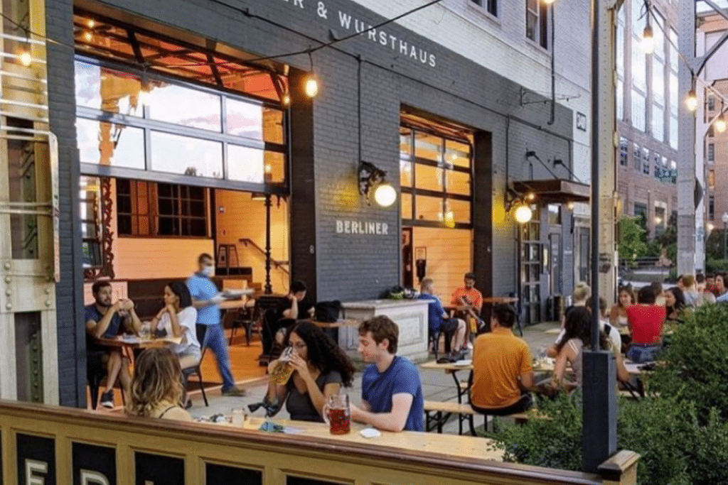 7 Charming Local Beer Gardens To Discover This Summer