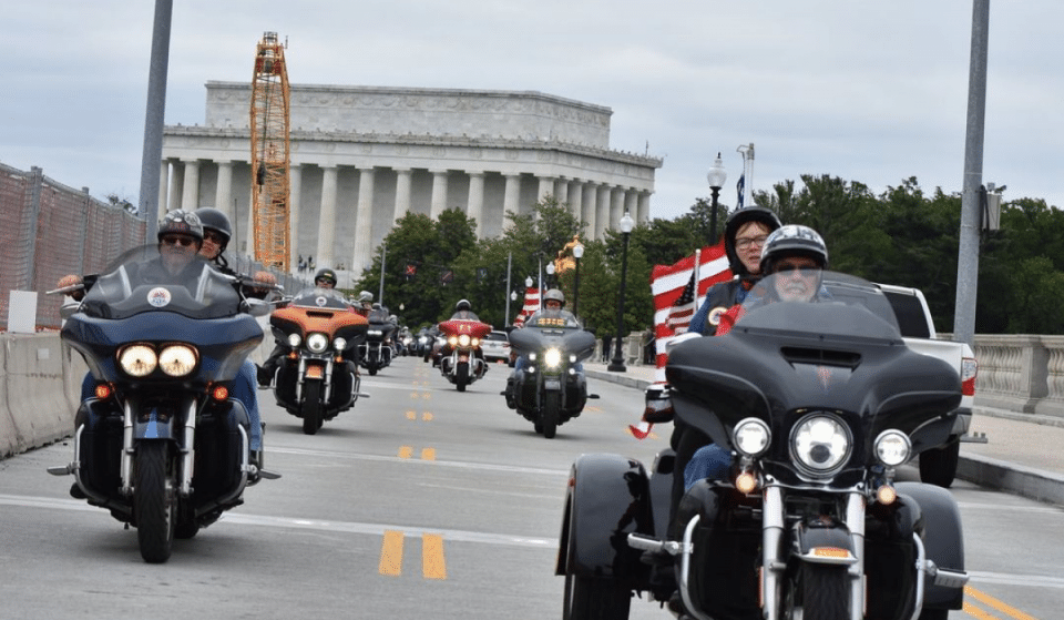 DC Veterans Will Be Motorcading May 30th For Suicide Prevention Awareness