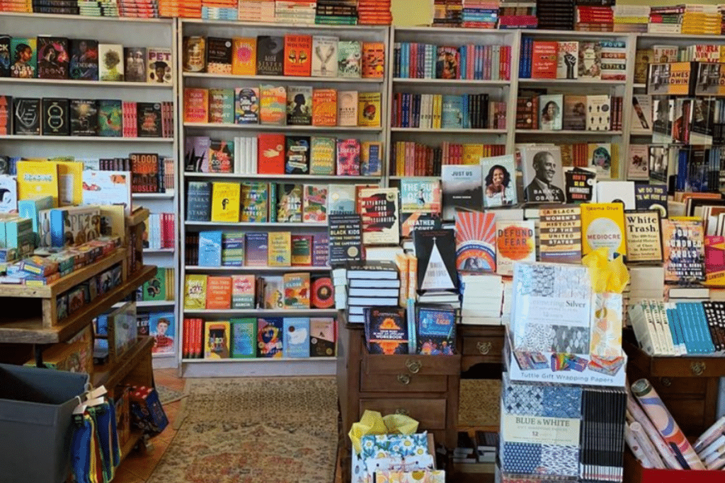 5 Must-Visit Independent Bookstores In DC