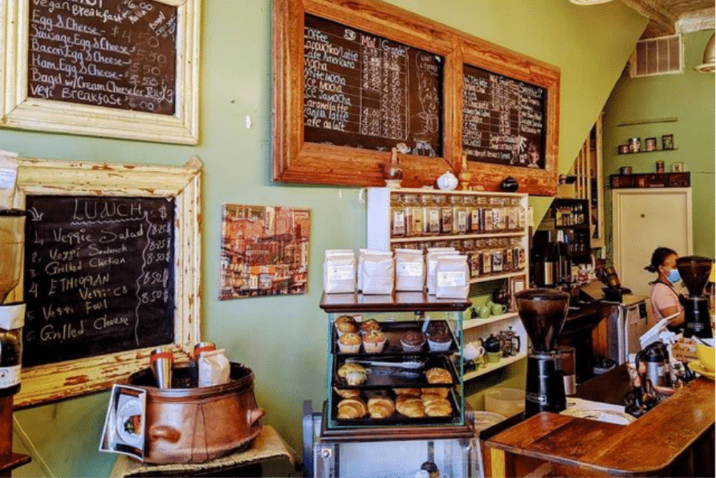 10 Delightful Local Coffee Shops To Visit In DC
