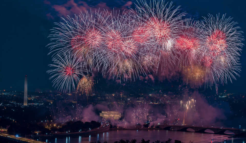 The Fourth Of July Firework Show Is Back: Here's What To Know