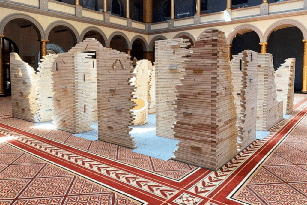 The National Building Museum Is Hosting A Free Summer Block Party