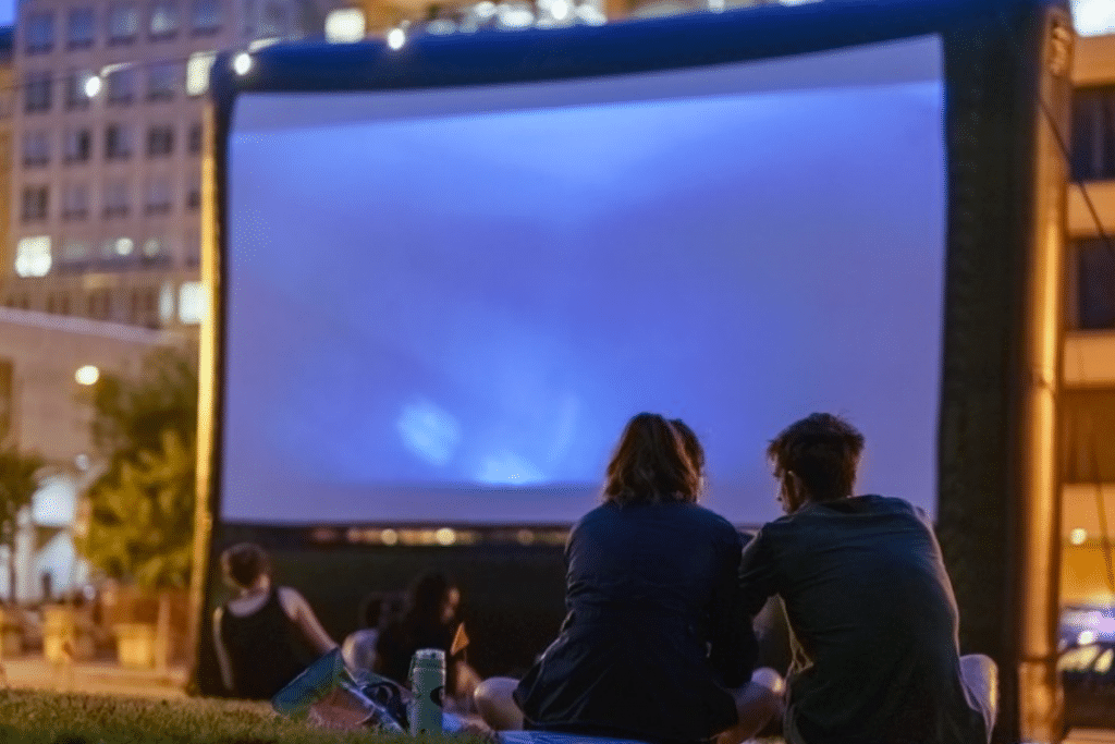 6 Spots To Watch An Outdoor Movie This Summer In The DMV