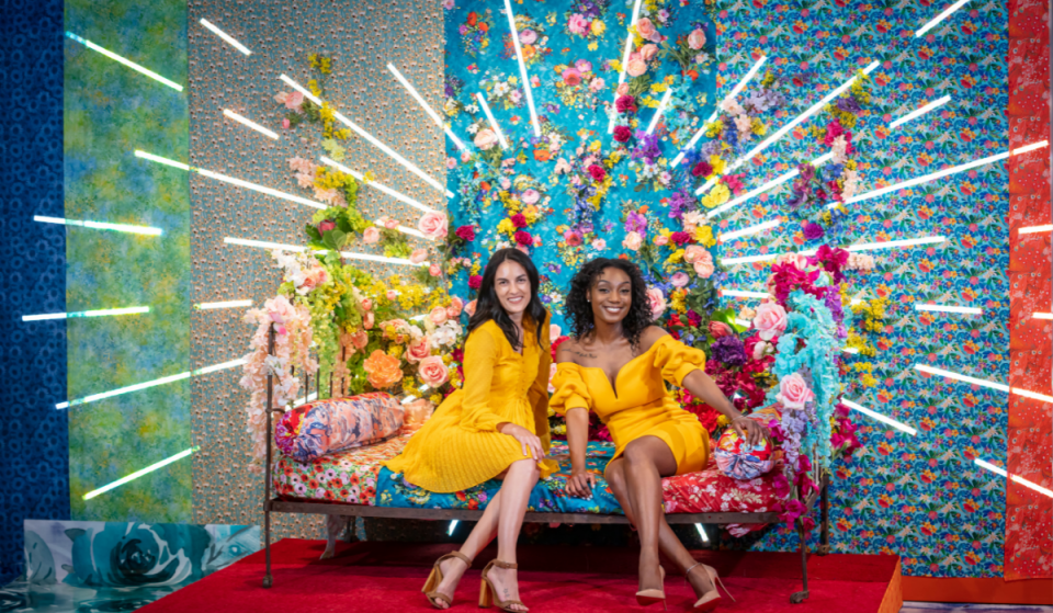 A Gorgeous Fashion Fun House Art Installation Is Opening July 8 In Georgetown