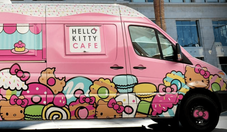 A Hello Kitty Cafe Pop-Up Shop Is Coming To DC This Saturday Only