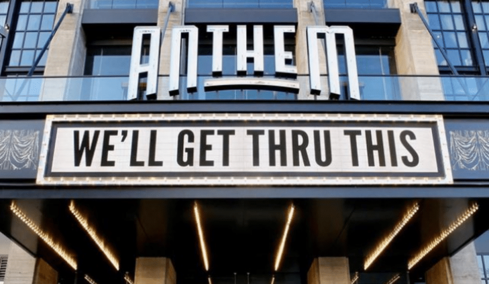 The Anthem Is Reopening This Friday And Upcoming Lineups Have Been Announced