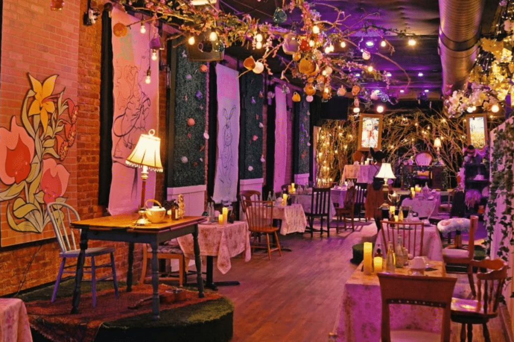 A Wonderfully 'Mad' Alice In Wonderland-Themed Gin & Tea Party Is Coming To DC